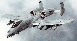 A-10 Wing Program