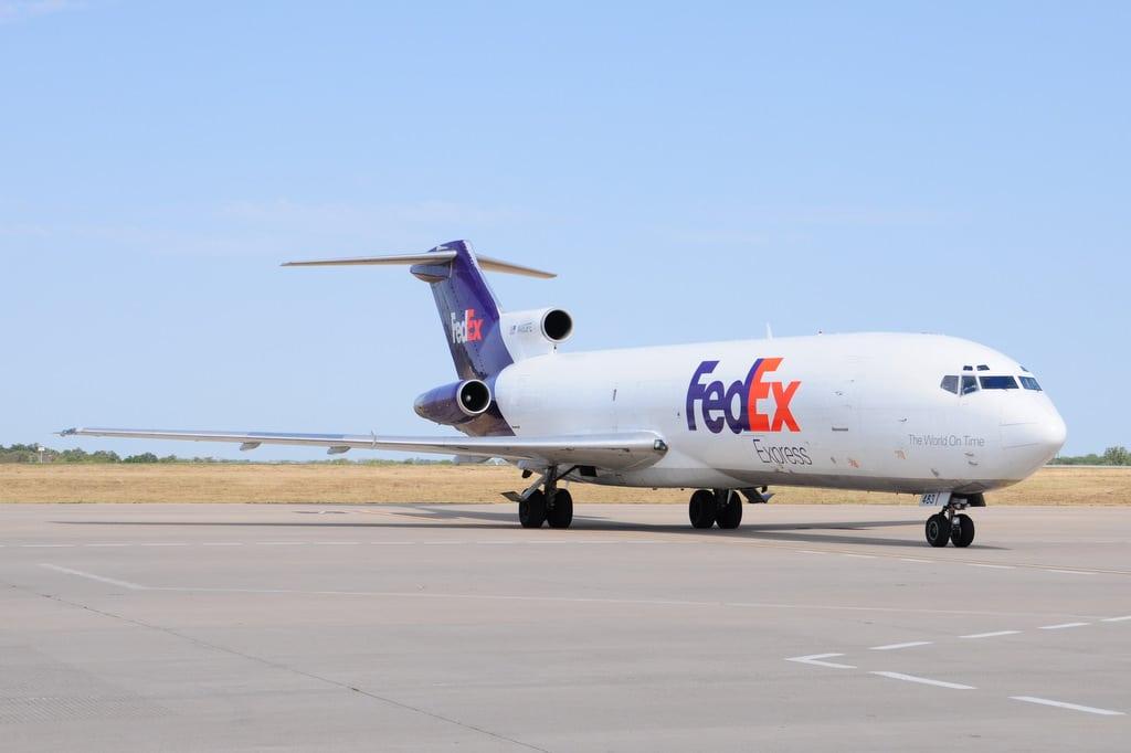 Fed Ex Cargo Plane
