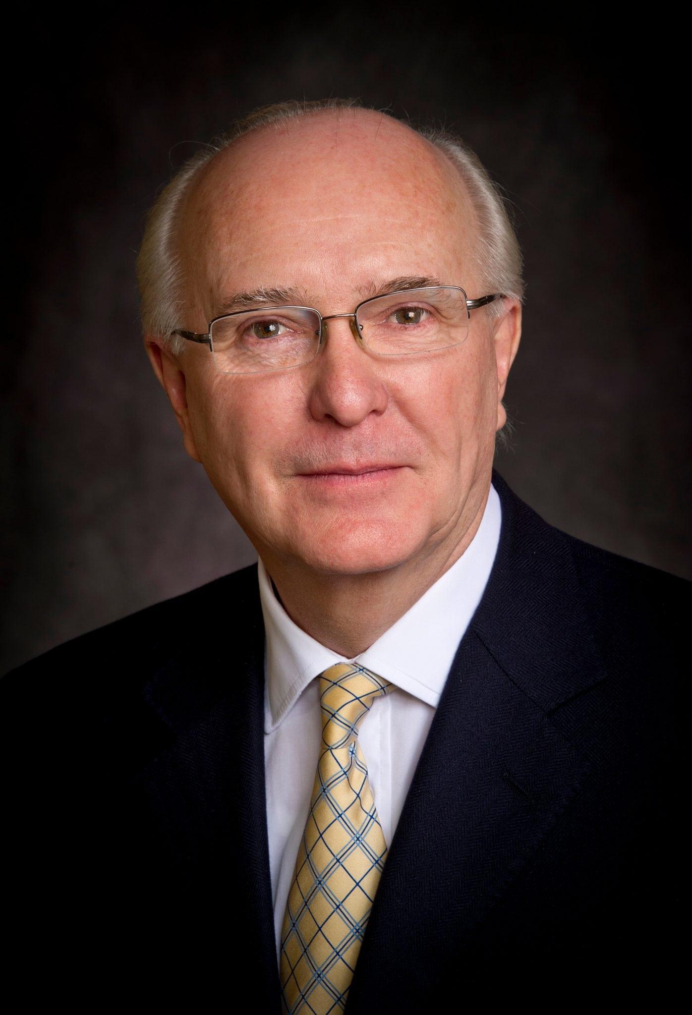 Roger Bone, President Boeing U.K. and Ireland
