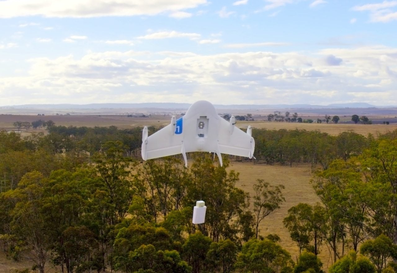 Google's UAS Project Wing