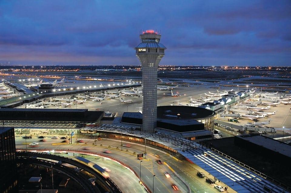 O'Hare International Airport. File photo
