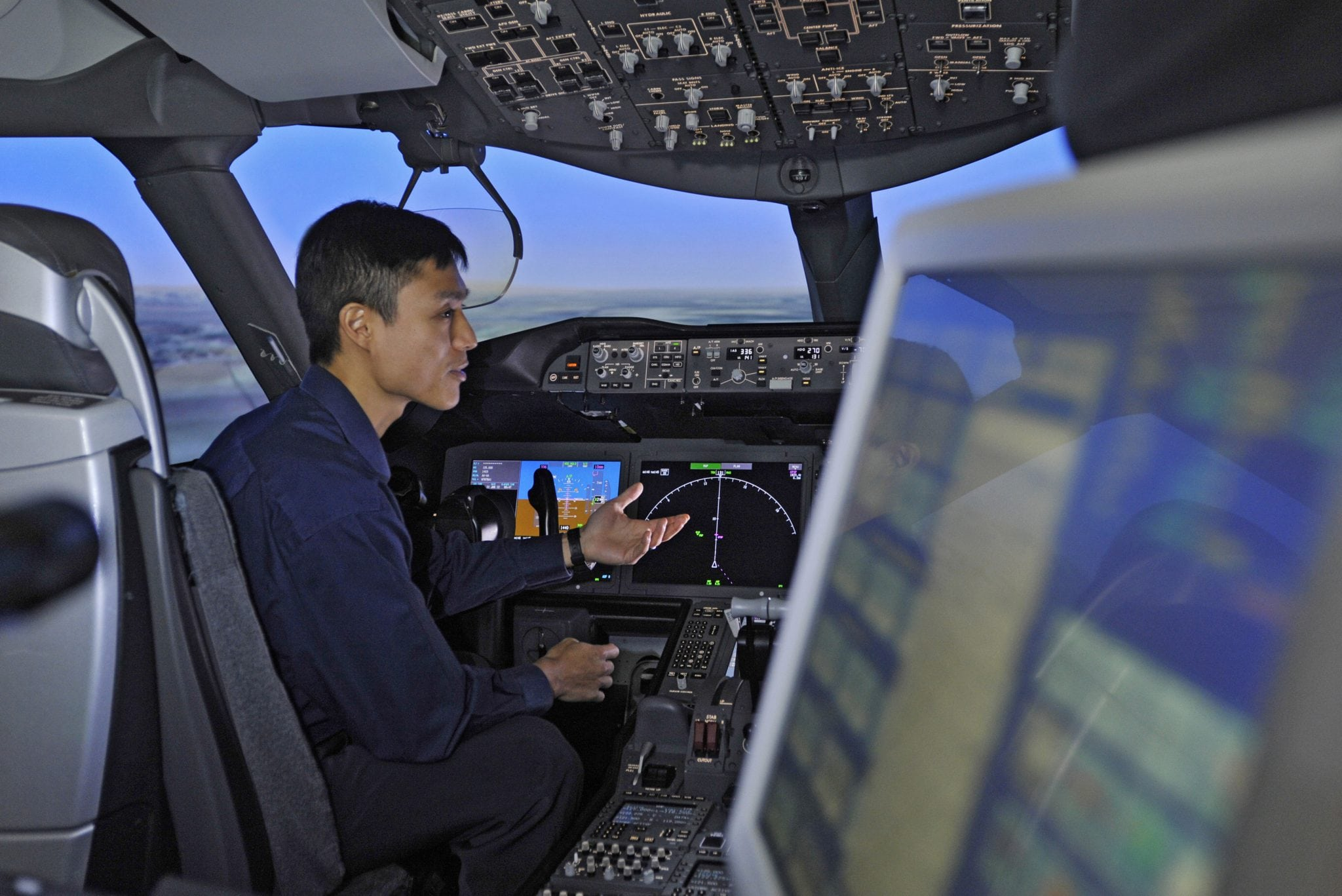 ATM conference stresses technology to compensate for rising air traffic in Asia-Pacific
