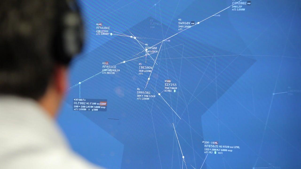 Thales Top Sky ATC system