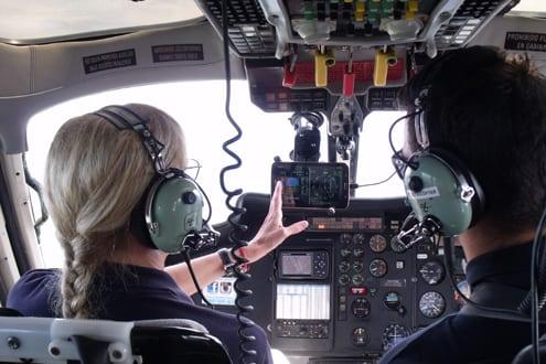 SESAR-JU SNI Flight Trials