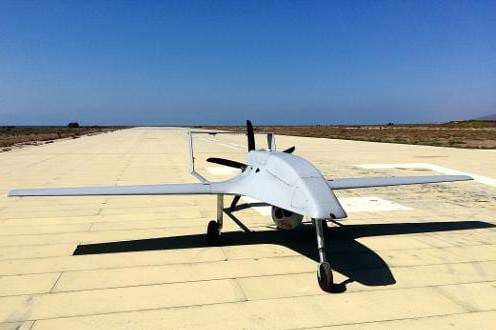 ARES Block C Unmanned Aerial System