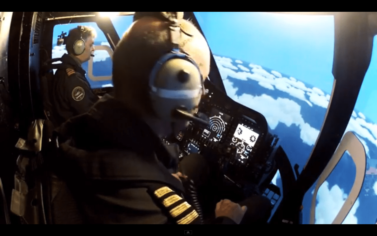 CAA released a series of training videos for pilots in order to mitigate human error in flight