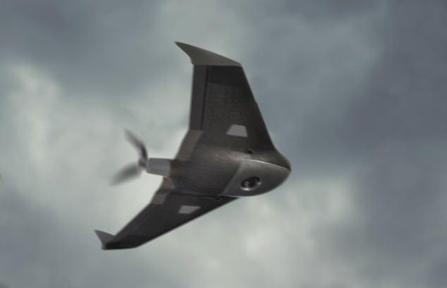 Trimble Ux5 Aerial Imaging Rover UAS
