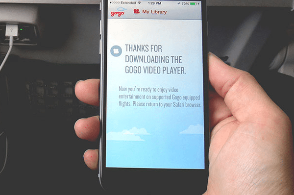 Gogo to Power Alaska Airlines Entertainment Offering