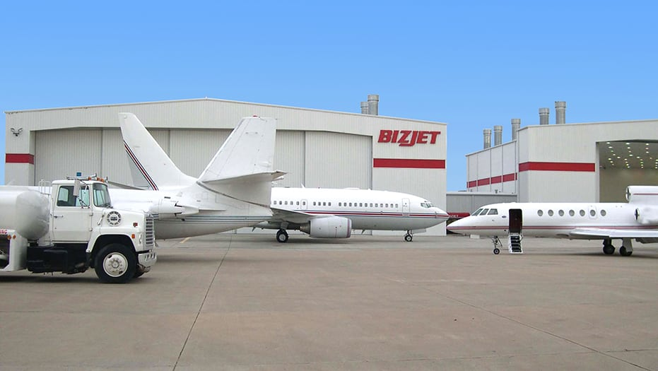 BizJet International facility