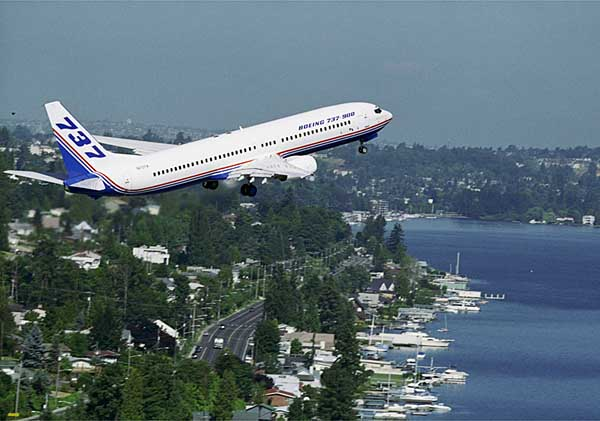 Boeing report forecasts happy outcome for aircraft finance