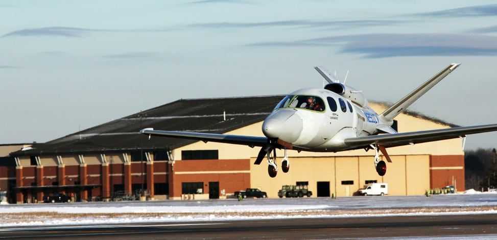 Cirrus C1 aircraft