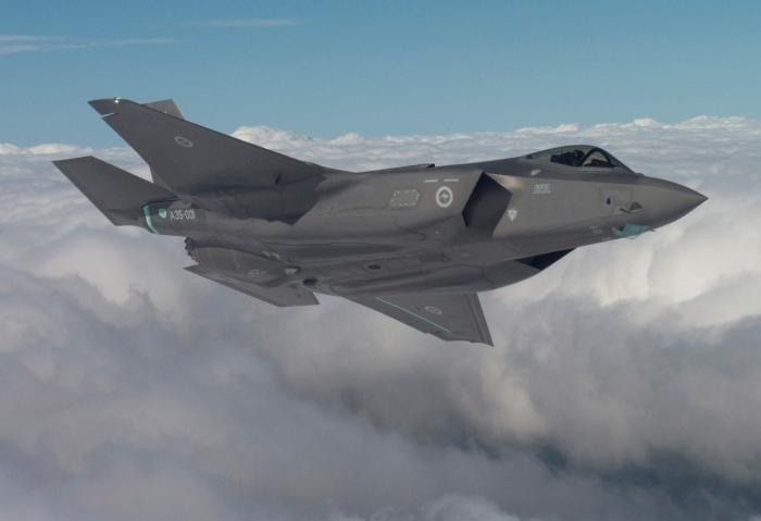 F-35 Rendering