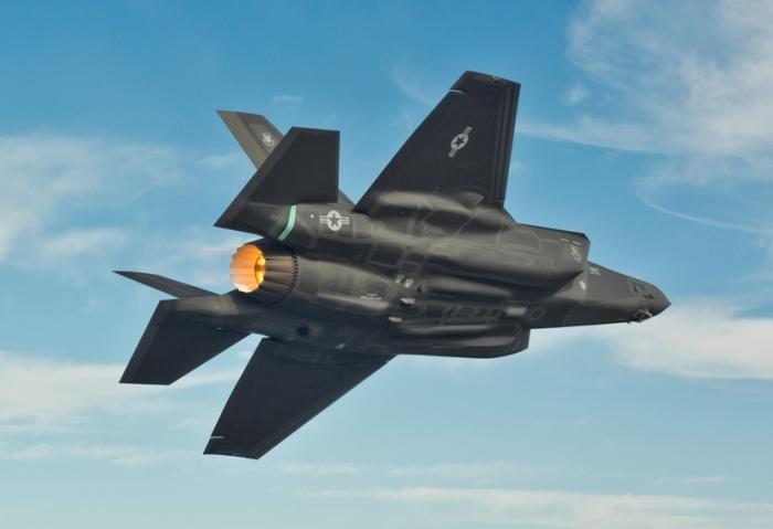 F-35A rendering