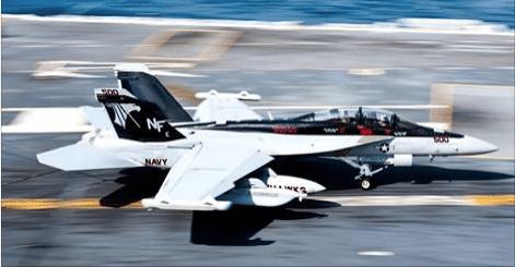 U.S. Navy ALQ-99 aircraft