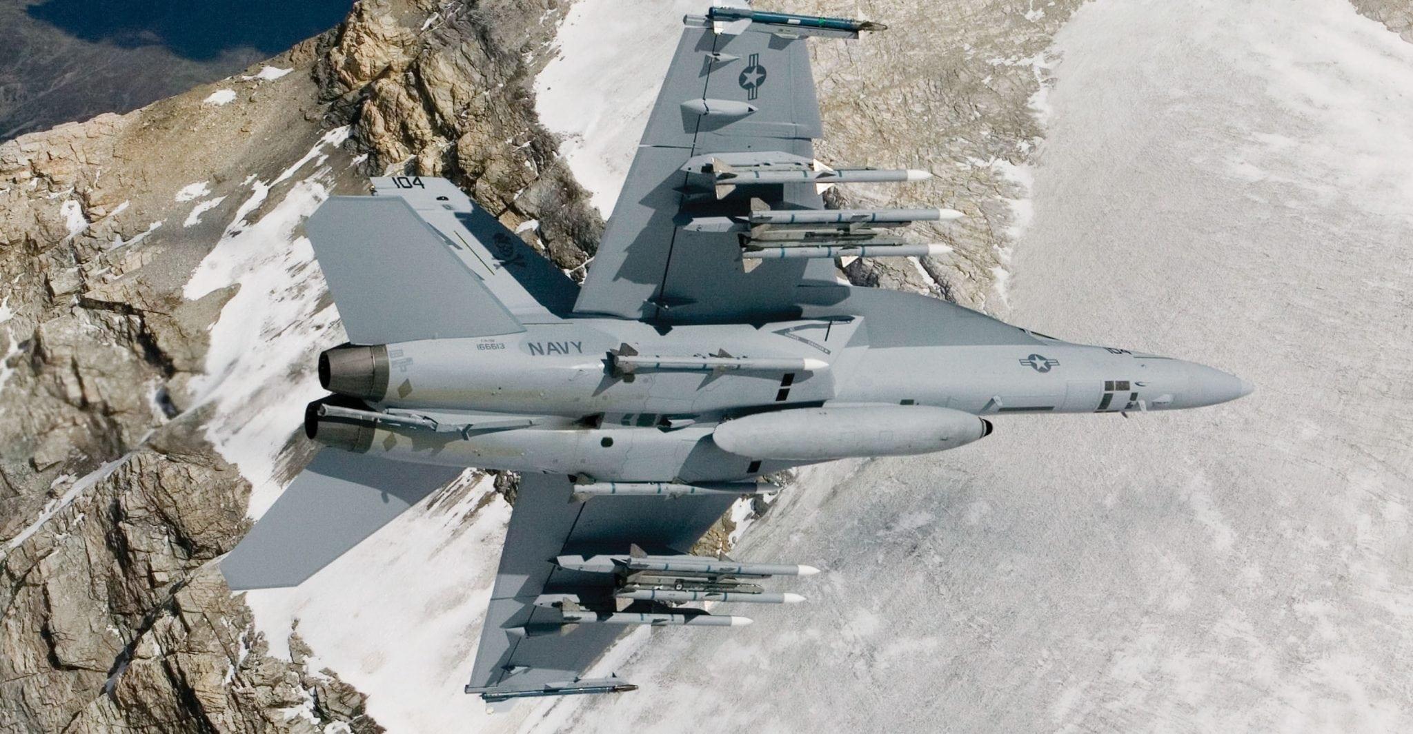 F_18 Sensor