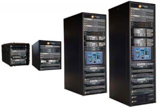 Advantech Discovery series VSAT hub