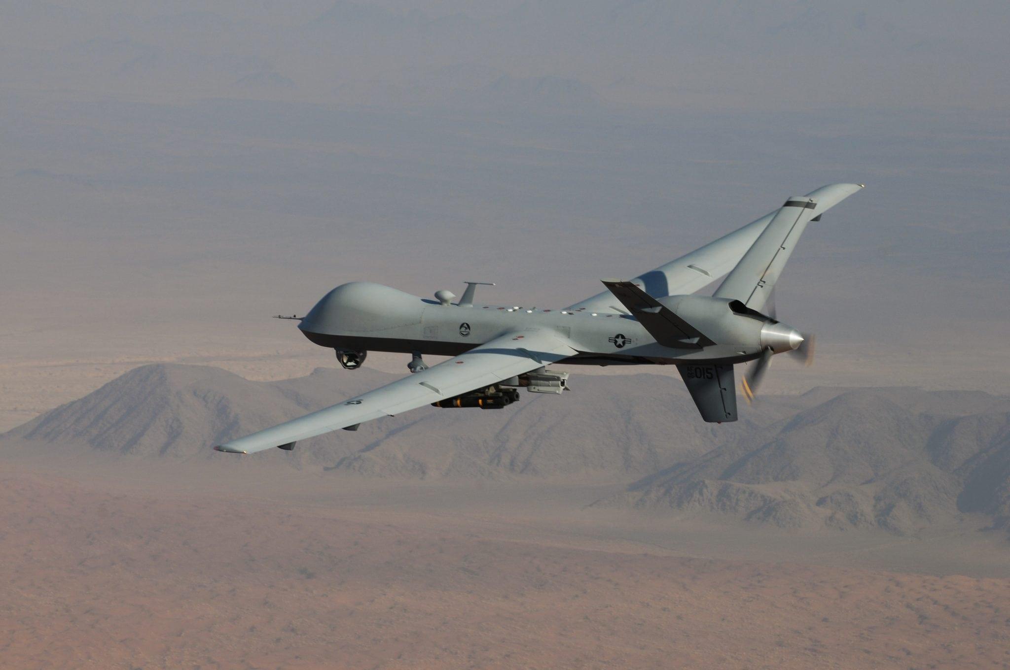 MQ-9 UAS