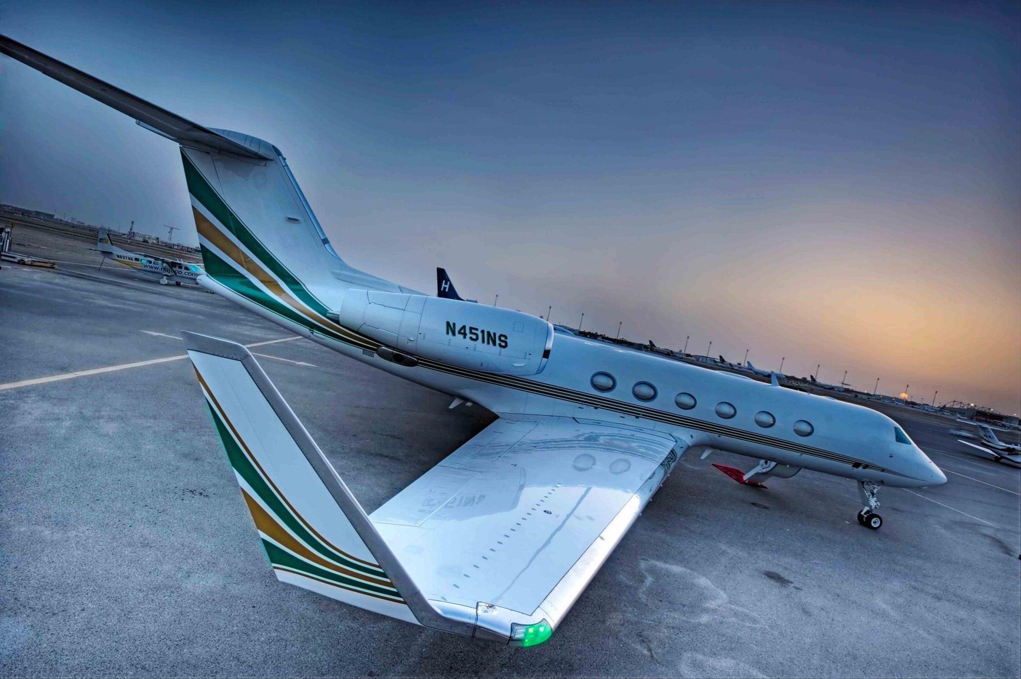 NasJet-Gulfstream-450