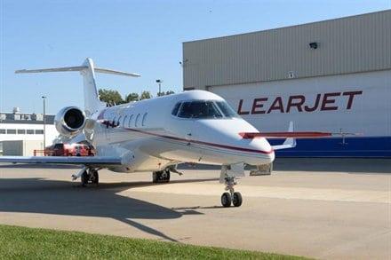 The Learjet 85
