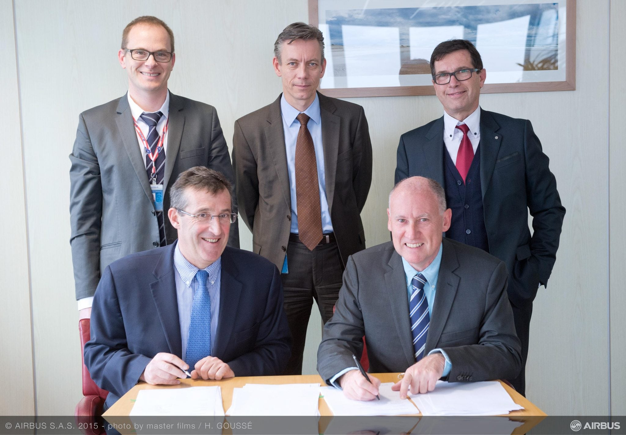 Airbus and HAECO Group to establish Airbus maintenance training services collaboration in Hong Kong.