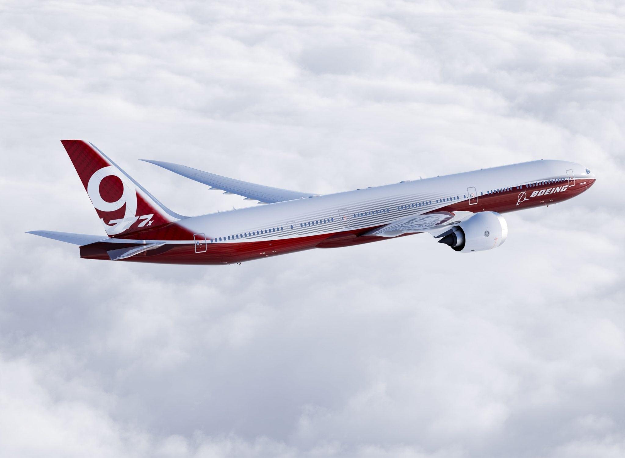 Boeing 777-9. (Boeing)