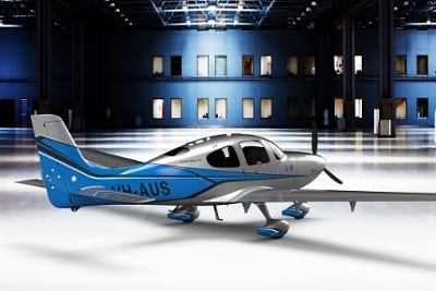 Cirrus Aircraft today announced the 2015 Generation 5 SR22T Special Edition: Australis