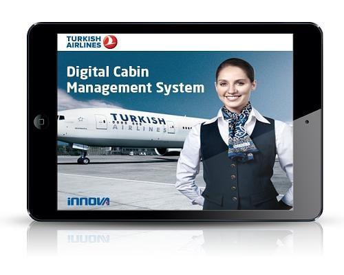 Innova Digital Cabin Management System