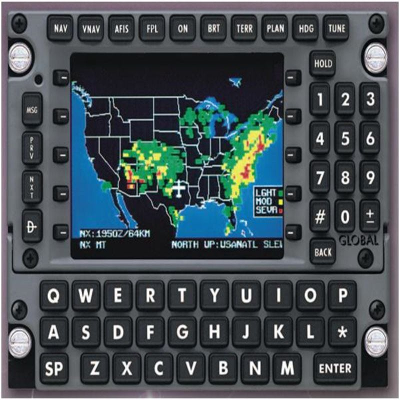 Honeywell flight management system