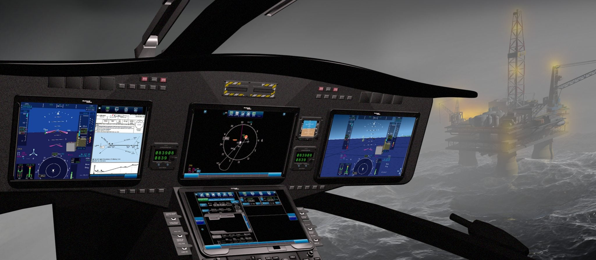 Pro Line Fusion for the rotary wing market