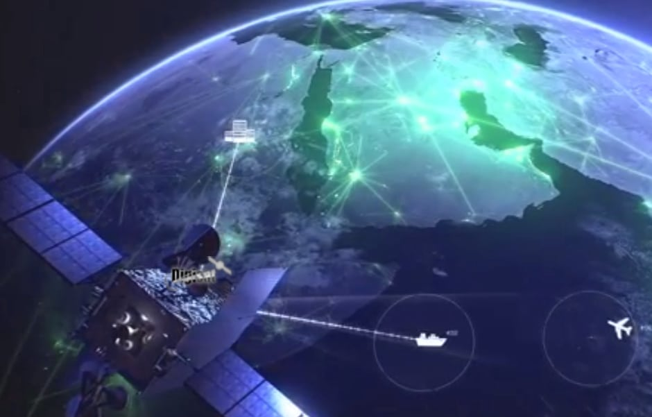 Inmarsat aviation broadband
