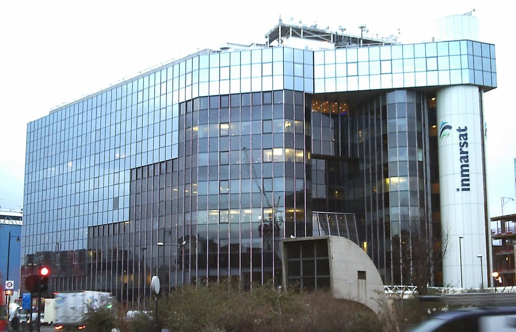 Inmarsat headquarters