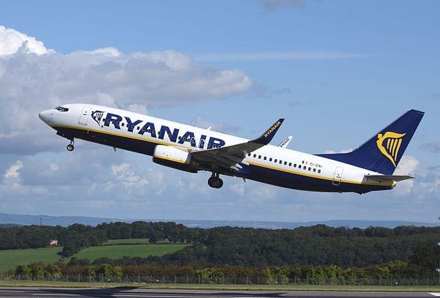 Ryanair next generation 737-800