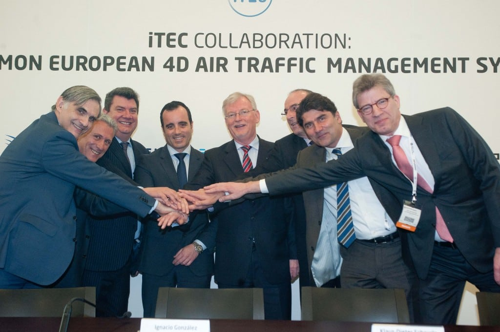 iTEC collaboration expands ATM initiatives