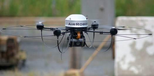 AirRobot UAS