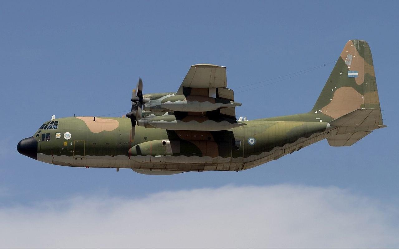 Argentine Air Force C-130