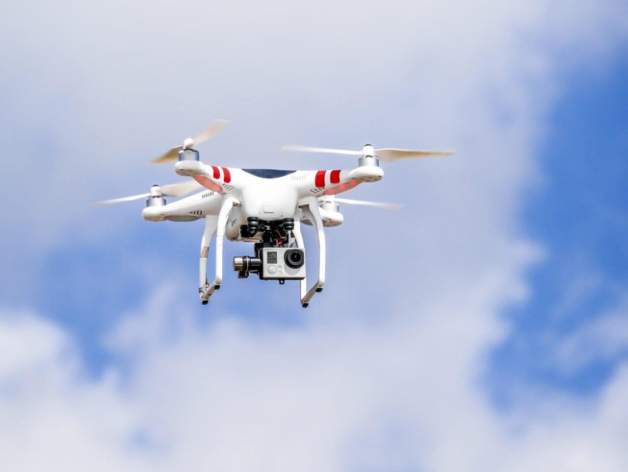 Small unmanned aircraft system. Photo: Auburn University