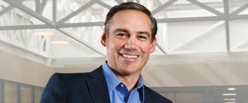 Rockwell Collins CEO Kelly Ortberg