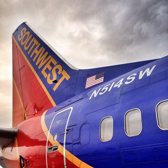 Southwest posts record first quarter