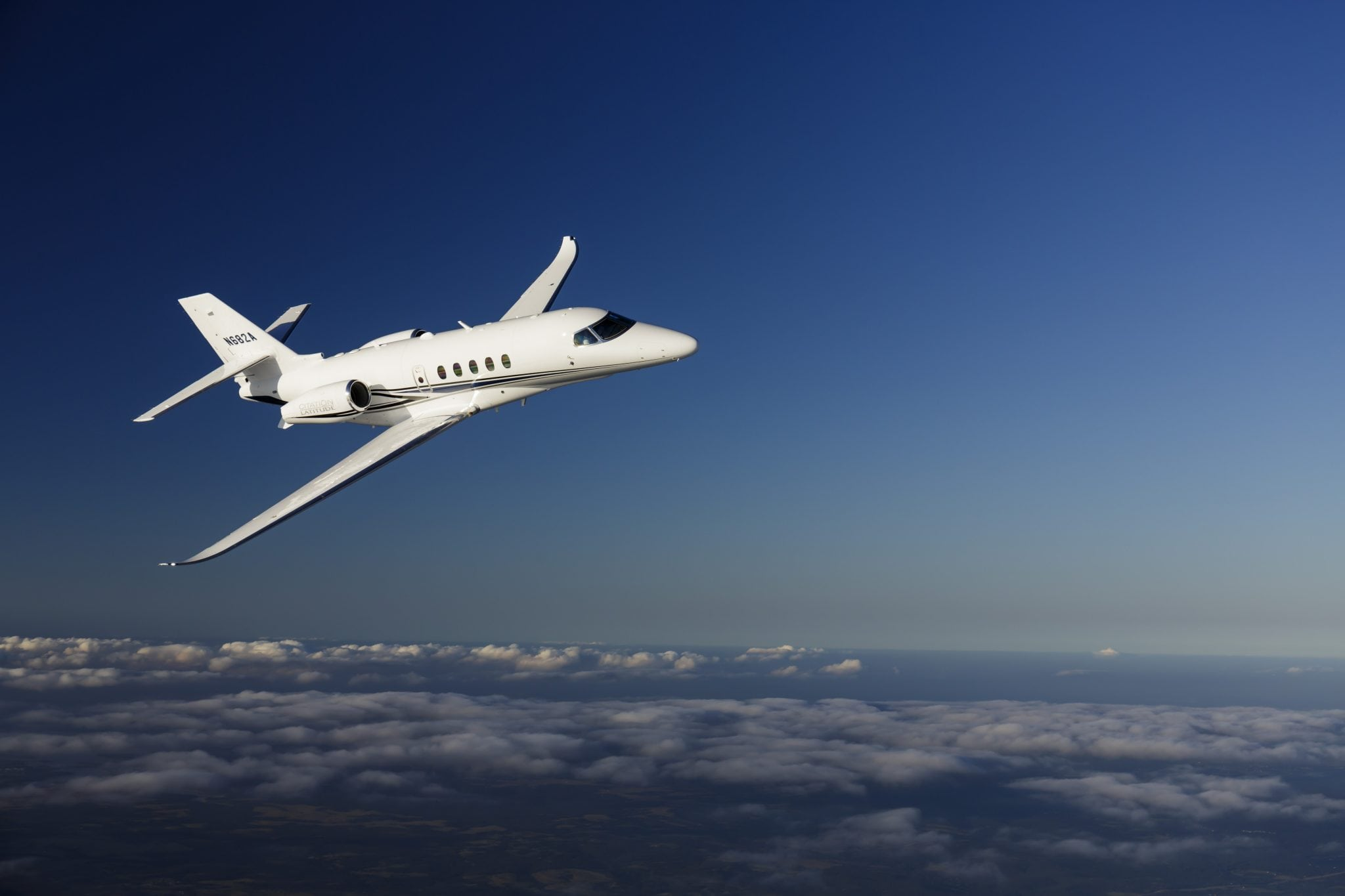 Cessna's Citation Latitude, Textron Aviation delivered 33 in the first quarter