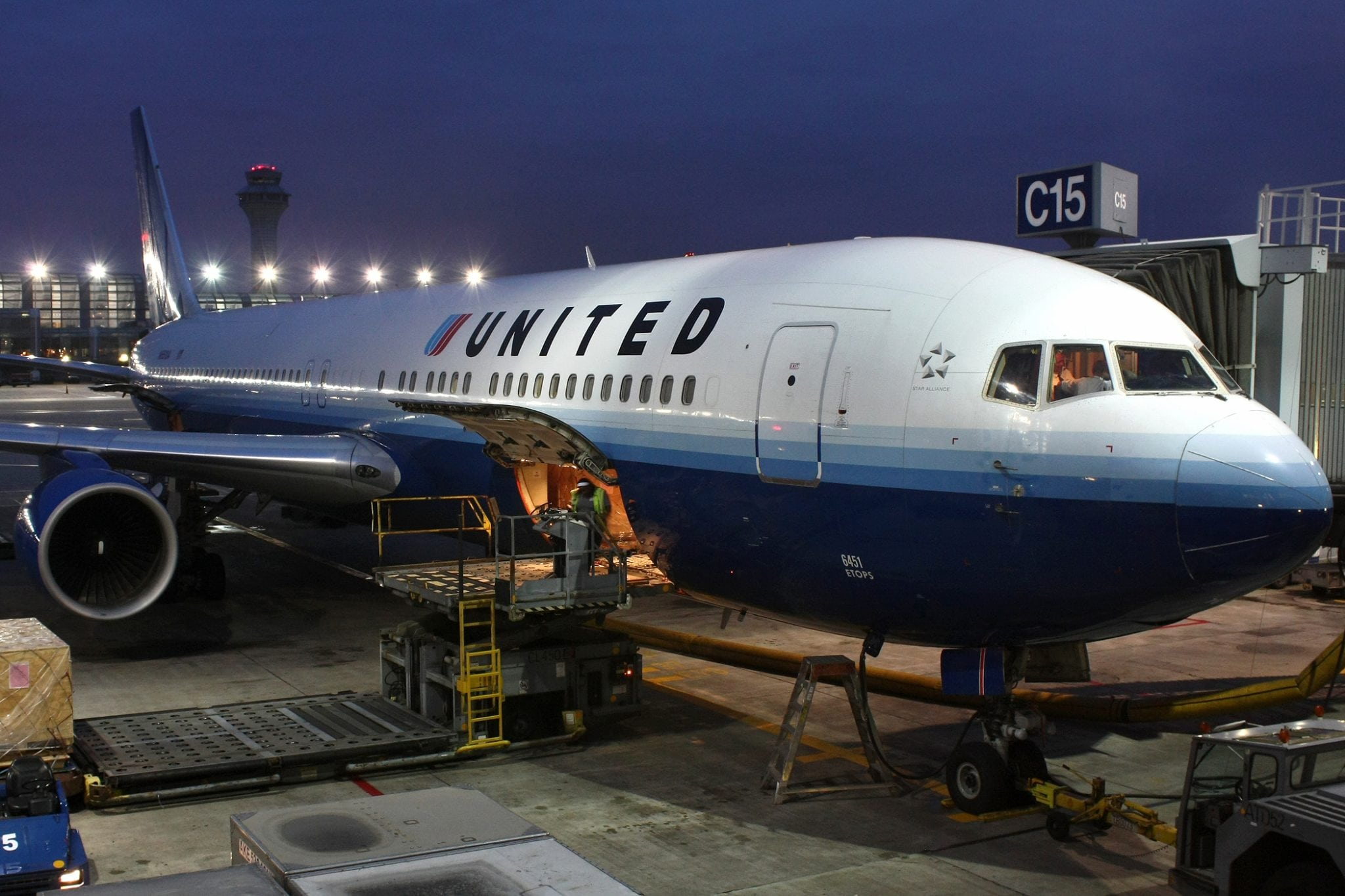 United sees a good Q1, looks to fleet renewal