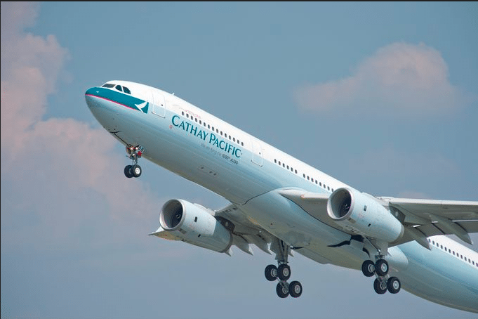 Cathay is one of the airlines participating in the sustainable program trials