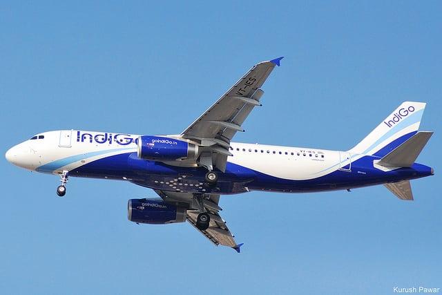 IndiGo Airbus A320-232