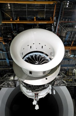 Boeing 737 MAX LEAP-1B Engine