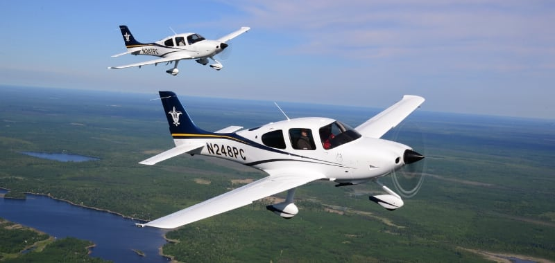 Photo: Cirrus Aircraft