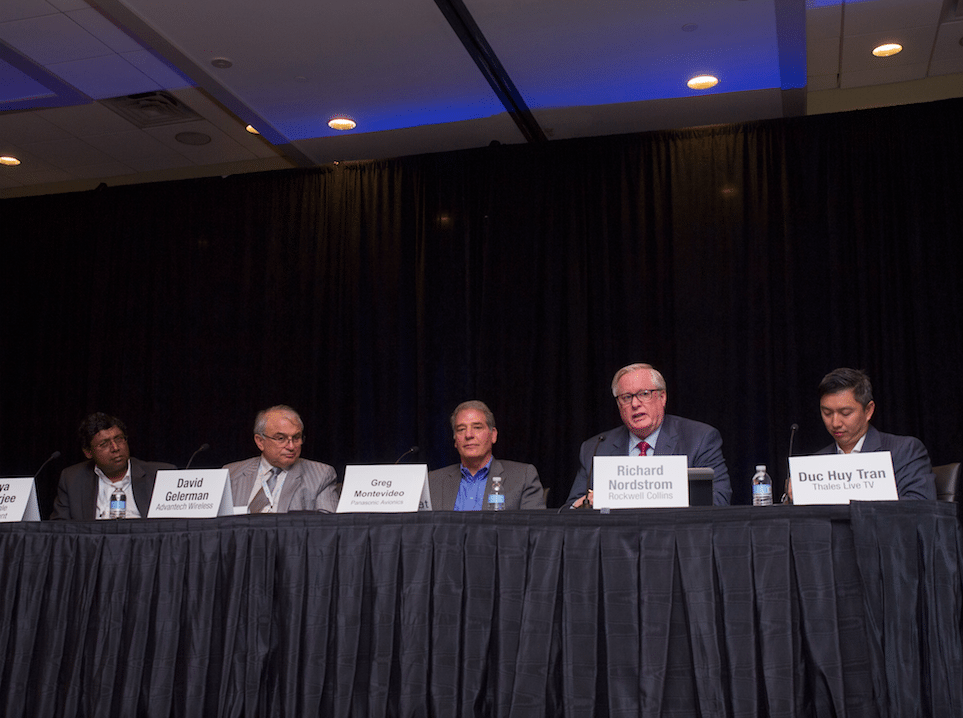 Solving the Future Proofing of Aircraft Equation Panel at the GCA Summit 2015