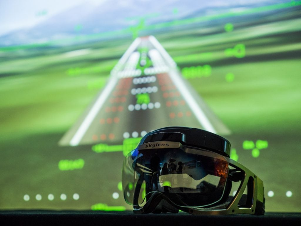 Elbit Systems 2020 Skylens