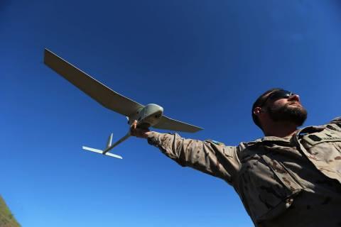AeroVironment RQ-11B Raven UAS