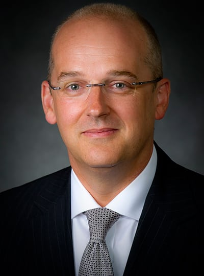 Greg Smith, Boeing Executive Vice President, Business Development and Strategy, Chief Financial Officer