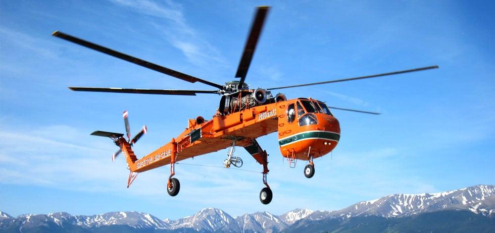 Erickson S-64 Aircrane