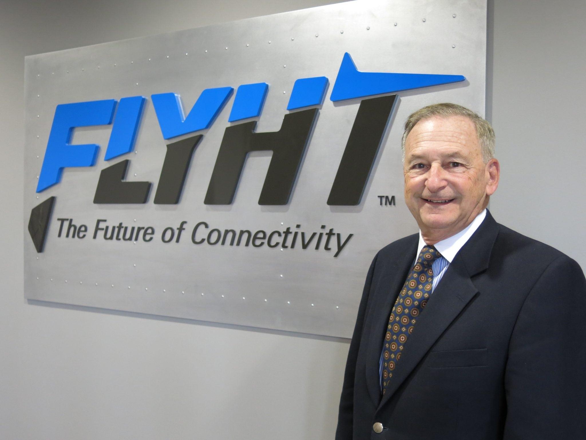 Major General Mark V. Rosenker, elected to Flyht's board of directors